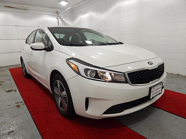 Attractive Pre Owned 2018 Kia Forte LX W/ANDROID AUTO AND APPLE CARPLAY