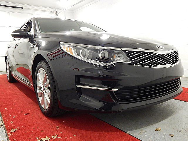 Pre-Owned 2016 Kia Optima EX W/PREMIUM PACKAGE!!!