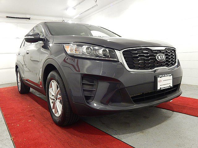 Pre-Owned 2019 Kia Sorento LX V6 W/3RD ROW AND AWD!!!