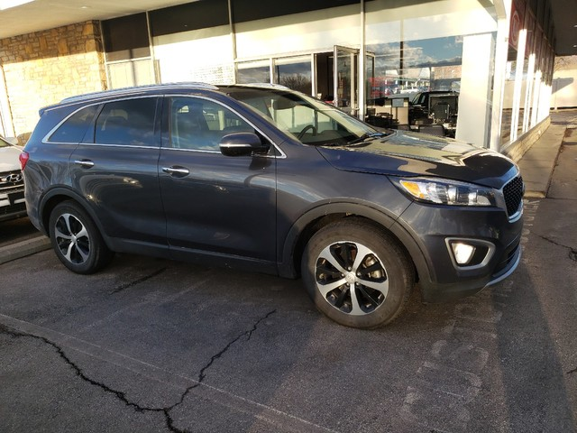 Pre-Owned 2016 Kia Sorento EX LOADED W/3RD ROW SEATING!!!