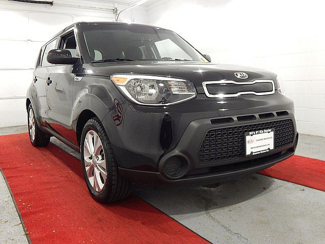 Certified Pre-Owned 2015 Kia Soul + w/UVO ESERVICES PACKAGE!!!