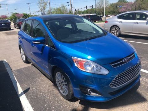 Pre-Owned 2013 Ford C-Max Hybrid SEL FULLY LOADED!!!