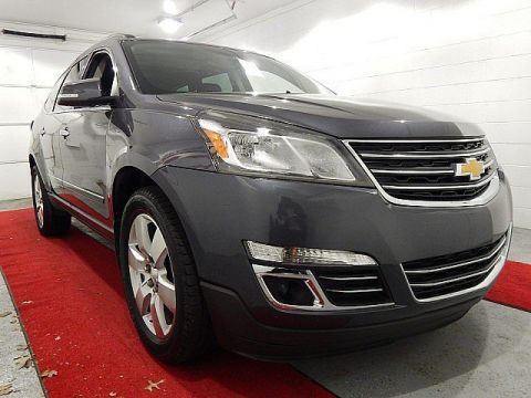 Pre-Owned 2013 Chevrolet Traverse LTZ FULLY LOADED!!!