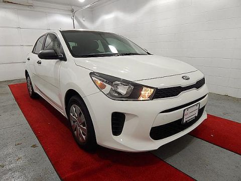 New 2018 Kia Rio 5 Door LX