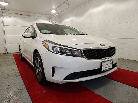 Pre-Owned 2018 Kia Forte LX W/POPULAR EQUIPMENT PACKAGE
