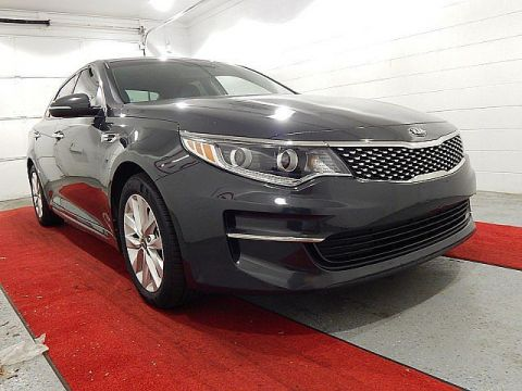 Certified Pre-Owned 2016 Kia Optima EX W/REMOTE START!!!