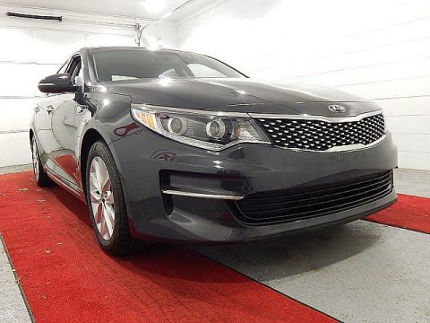 Pre-Owned 2016 Kia Optima EX W/PREMIUM AND AUDIO PACKAGES!!!