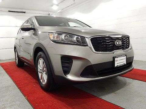 Pre-Owned 2019 Kia Sorento LX V6 W/3RD ROW SEATING!!!