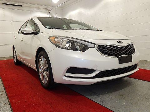 Pre-Owned 2016 Kia Forte LX W/POPULAR EQUIPMENT PACKAGE!!!