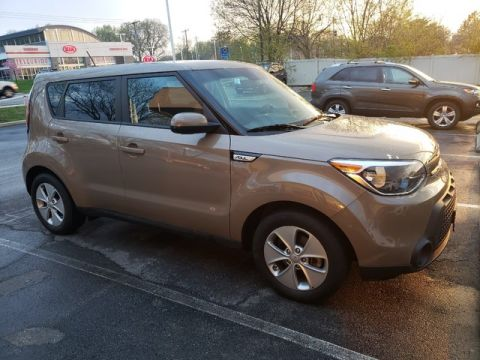 Pre-Owned 2016 Kia Soul Base W/REMOTE START AND BACKUP CAMERA