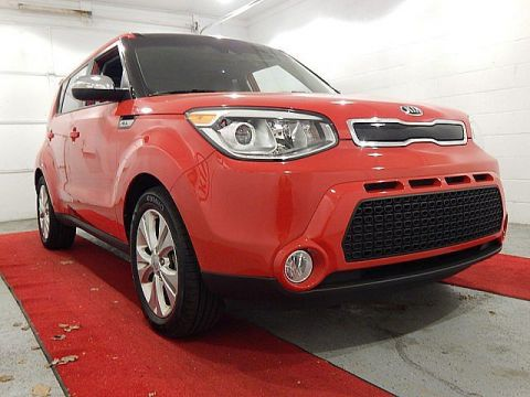 Pre-Owned 2016 Kia Soul ! FULLY LOADED W/REMOTE START!!!
